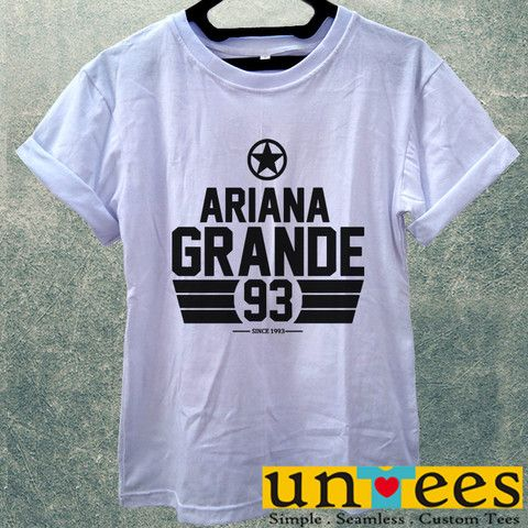 Low Price Women's Adult T-Shirt - Ariana Grande design – untees