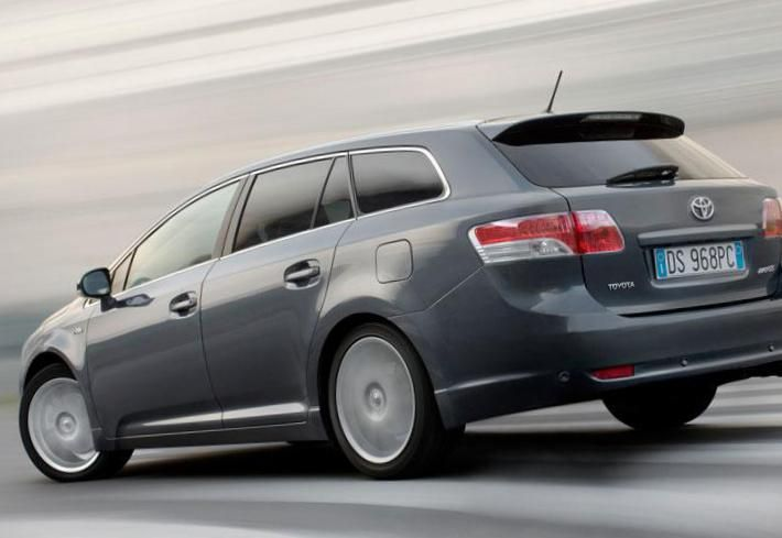 Avensis Wagon Toyota lease - http://autotras.com