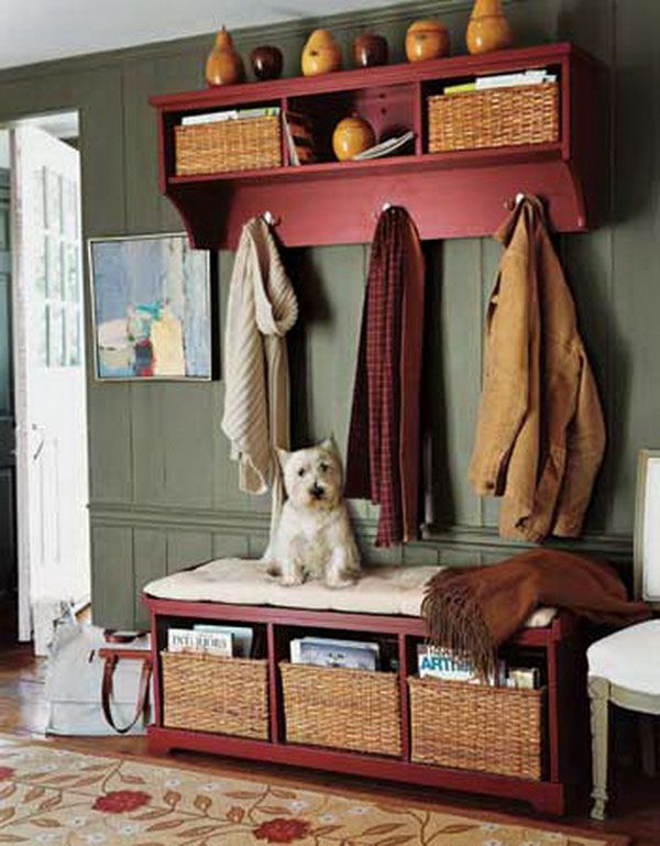 Mud room ideas | Decorating ideas for a mud room4