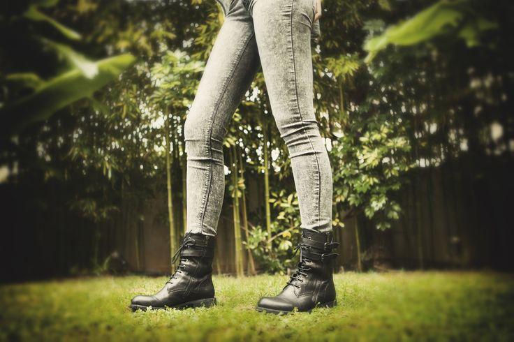 #fred #biker #boots www.keepfred.gr