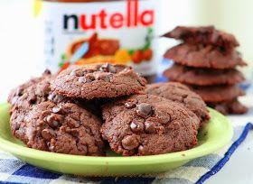 Manila Spoon: 4-Ingredient Nutella Cookies
