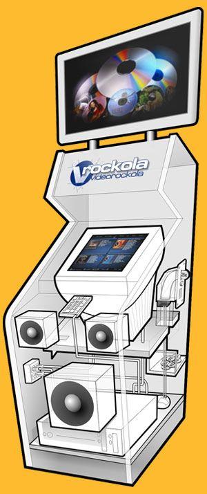 CONSTRUYA SU VIDEOROCKOLA >  En este tutorial se muestra detalladamente la manera de interconectar correctamente todas las partes externas e internas que componen la Videorockola o Consola de Video. Descargue el video completo y el manual completo en PDF del ensamble de una videorockola.