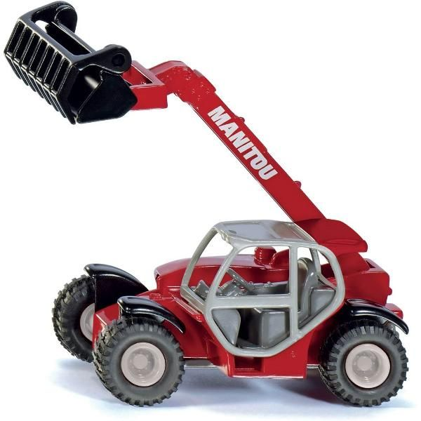 Jual beli MANITOU TELEHANDLER CONSTRUCTION VEHICLE Diecast SIKU di Lapak Rijal - rijal6683. Menjual Diecast - A telescopic loader is essential nowadays for all farm-related jobs. The flexible vehicle is extremely nimble and can even transport loads and material to any 2 floor location. The current model from French manufacturer Manitou has an international reputation for performing these types of jobs. The loading arm is movable as well as the silage shovel that comes as standard fitting for…