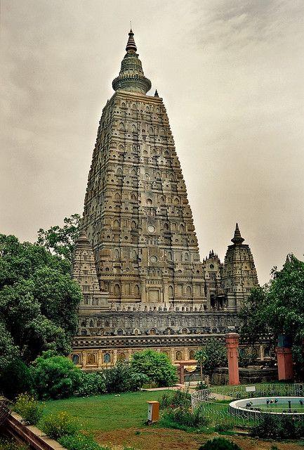 Bodh Gaya - India (von lylevincent)