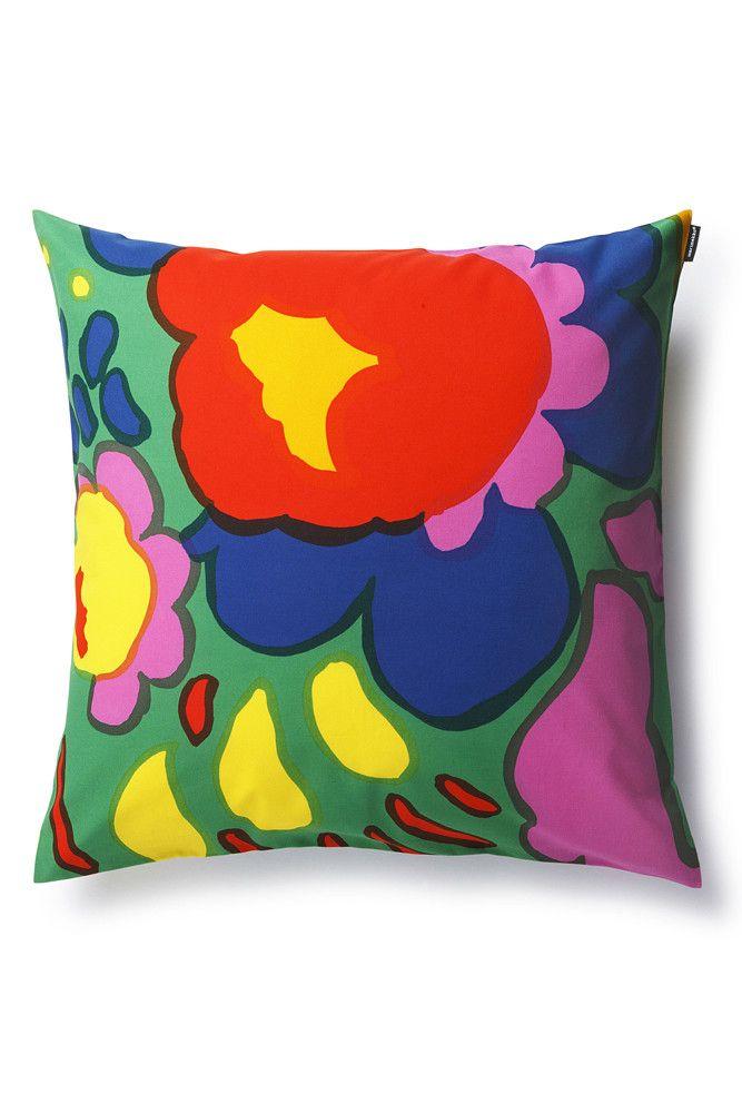 "Marimekko Karuselli 20"" Pillow Cover"