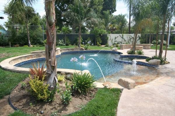 1000 images about natural and freeform pools on for Swimming pool design utah