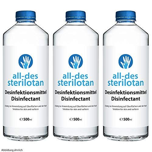 Sos Desinfektion Hand Gel 2er Pack 2 X 50 Ml Amazon De
