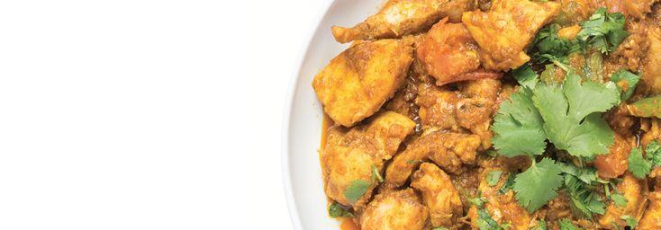 Chicken Bhoona