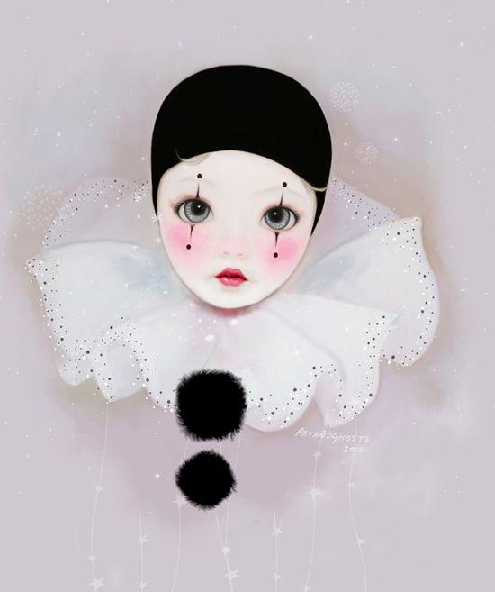 Pierrot / Danse de Lune