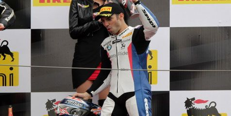 Marco Melandri Averse Back to MotoGP - http://www.technologyka.com/sports/football/marco-melandri-averse-back-to-motogp.php/7774677 -    Marco Melandri © MarcoMelandri.it     technologyka   – Although the current team, BMW Motorrad Goldbet would withdraw from the World Superbike (WSBK) next year,  Marco Melandri  have no plans to return to MotoGP.  Melandri to race in MotoGP in 2003 and 2010 and collected five wins with...