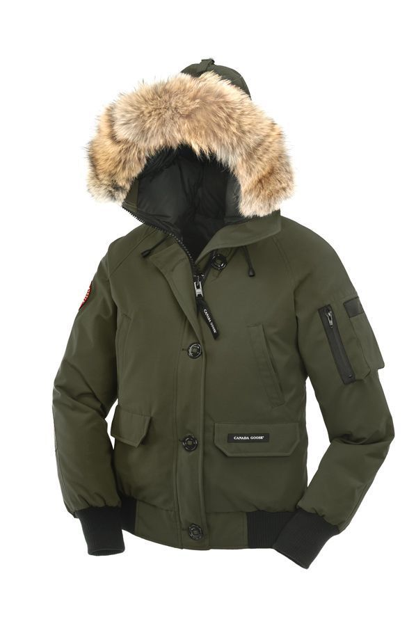 Find Canada Goose Chilliwack Bomber Grey Women's For Sale online or in  Pumafenty. Shop Top Brands and the latest styles Canada Goose Chilliwack  Bomber Grey ...