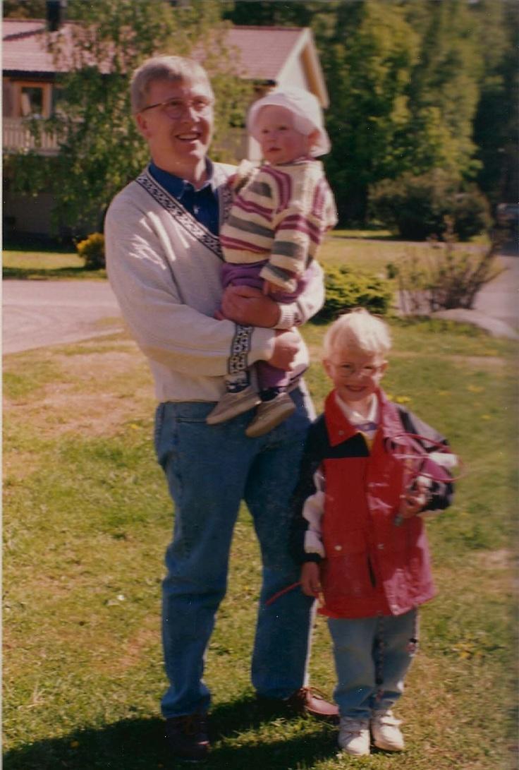 My beautiful family - 1994