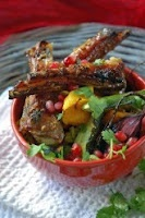 Lamb Recipe with Moroccan Spices