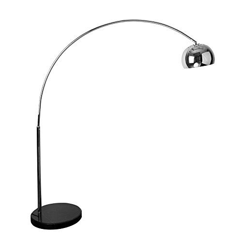 8 best office lighting images on pinterest arc lamp arc floor retro arc curva style chrome black marble base floor lamp minisun 65 http mozeypictures Gallery