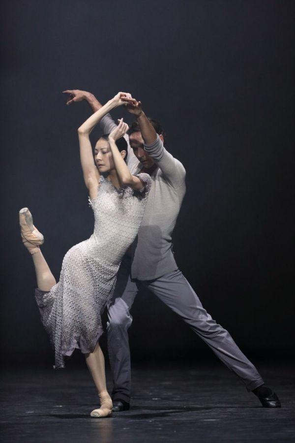 tenue de danse moderne, ballet moderne