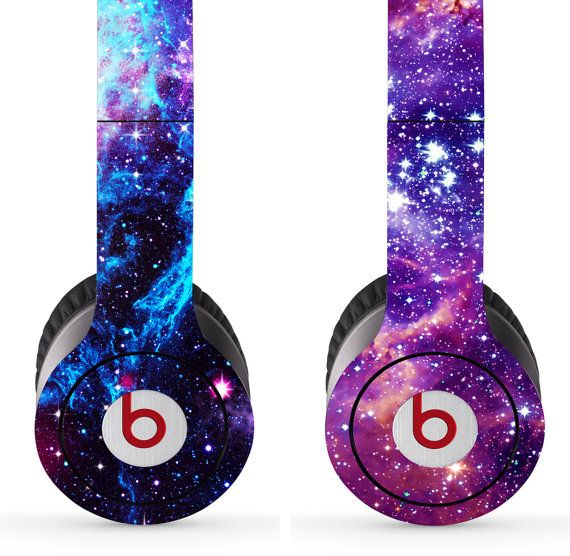 2 x Skin Kit Set for the Beats by Dre Studio Solo by SkinsGalaxy