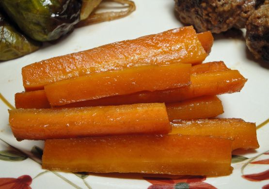 Caramelised Carrots Recipe - Food.com