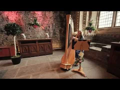 Canon In D Wedding Harp Music Harpist Shelley Fairplay I Want To Walk Down