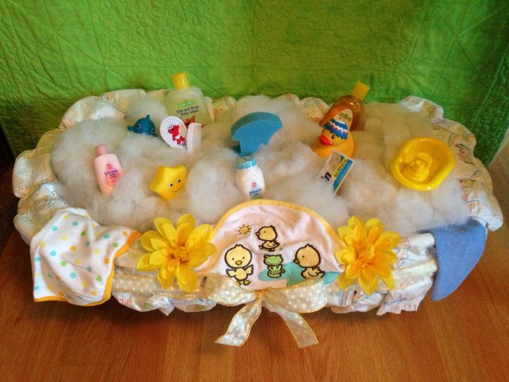 diaper cake bath tub diy google search diaper cake diy pinterest cakes diaper cakes and. Black Bedroom Furniture Sets. Home Design Ideas