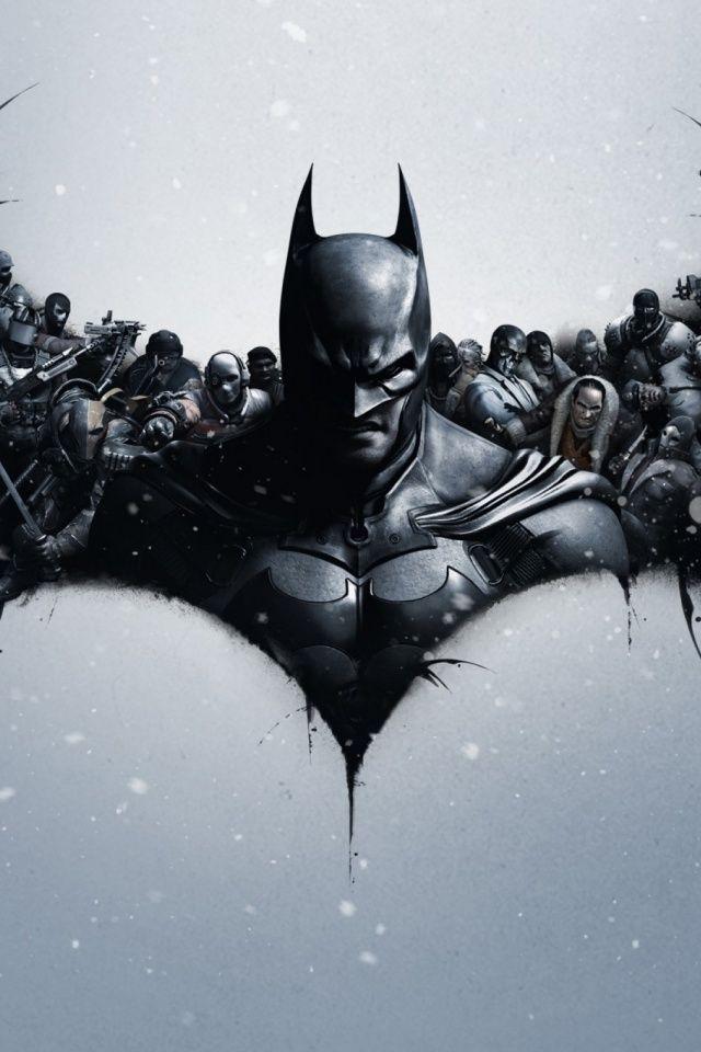 #Phone Batman Arkham Origins Mobile Wallpaper #Wallpapers
