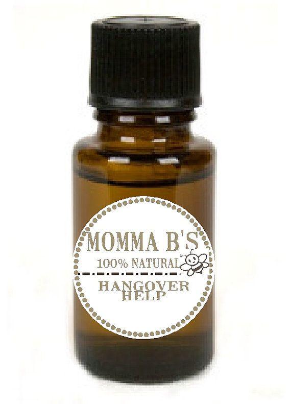 All Natural Hangover Help Essential Oil Massage by MommaBNaturals, $7.99