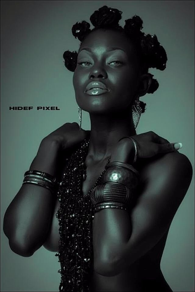 black model nn girl Ebony