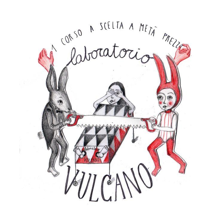 LABORATORIO VULCANO