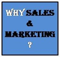 The important parameters of sales & marketing need to understand before starting a new business. http://vikcan.wordpress.com/2013/08/23/why-sales-and-marketing/