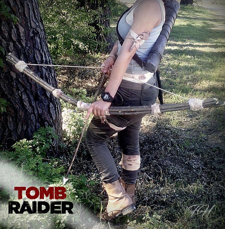 Cosplay lara croft tomb raider d guisements pinterest d guisements - Tomb raider deguisement ...