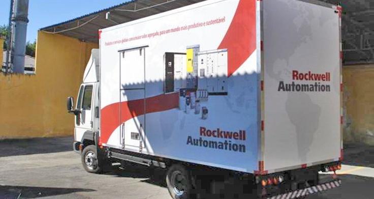 Sinalização de Veículos - Rockwell