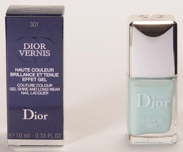 #Лак для ногтей #Dior Le Vernis 301 #Bleuette - #PerfettoME