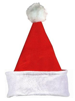 HomeSeasons.com - Christmas Felt Santa Hat    http://www.homeseasons.com/Christmas-Decorations/Christmas-Felt-Santa-Hat-p465.html