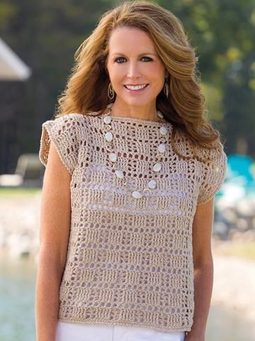 Creative Crochet in a Day features 40 fun, time-saving crochet projects that can all be made in 12 hours or less. The eclectic variety of designs for fashion, home decorating and gift-giving guarantee