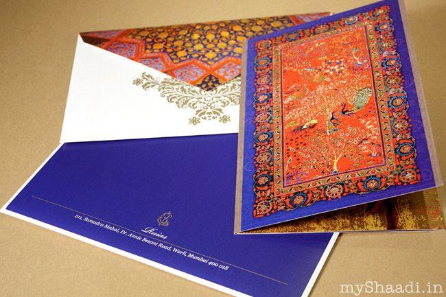 Unique Wedding Card Ideas| Myshaadi.in#India#Wedding Cards#Marriage Invitations#Indian Weddings