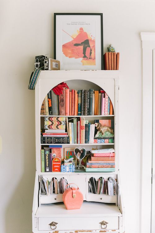 Elegant Sneak Peek: Rebekah Carey McNall Of A U0026 B Creative. Bookshelf ...
