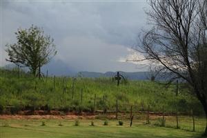 Drakensburg - Storm Coming