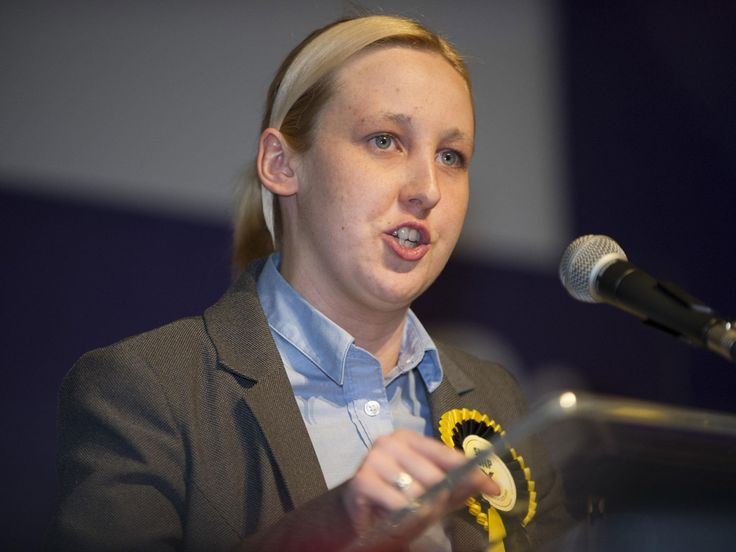 SNP MP Mhairi Black 'held her nose' while voting Remain in EU referendum #mhairi #black #while #voting #remain #referendum
