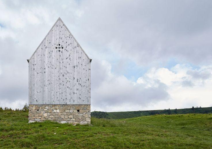Cukrowicz Nachbaur - Bergkapelle, Andelsbuch