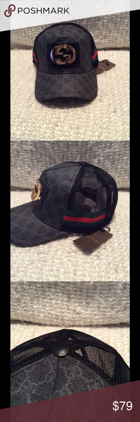 Gucci hat Gucci hat new with tag Gucci Accessories Hats