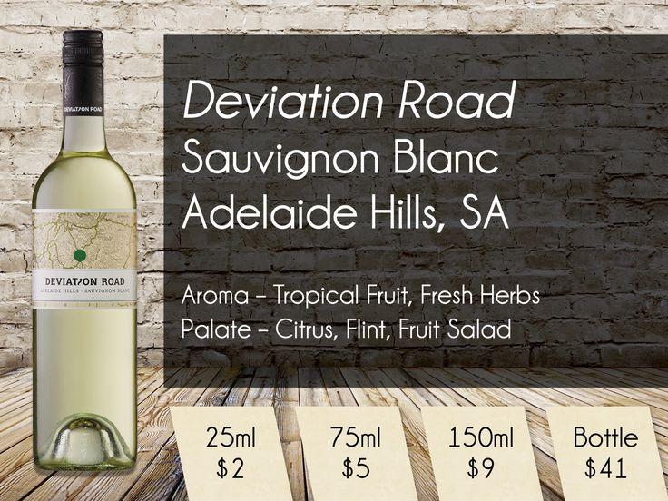 Deviation Road