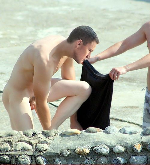 ченнинг татум фото голый