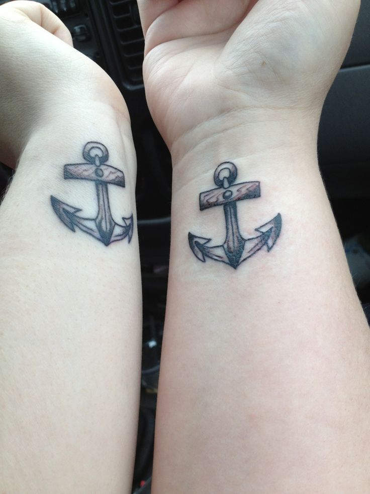 14 best love symbols tattoos for couples images on for Matching tattoos for couples in love