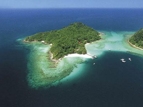 Pulau Sapi, Kota Kinabalu, Sabah, Malaysian Borneo. The greatest last minute holiday of my life.