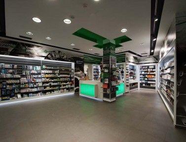 Εξοπλισμός και ανακαίνιση φαρμακείου στα Μέγαρα http://www.innovo.gr