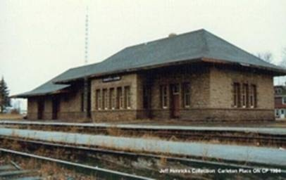 Carleton Place Train Station