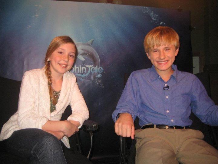 Cozi Zuehlsdorff and Nathan Gamble | Young Celebrities ...