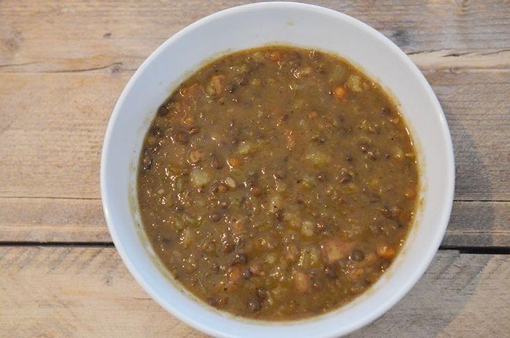 FOODIE: Lentil Soup