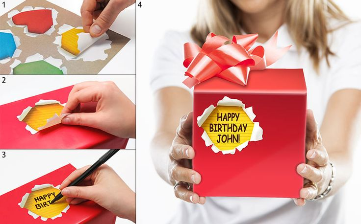 Peleg Design | Products | Greeting Stickers