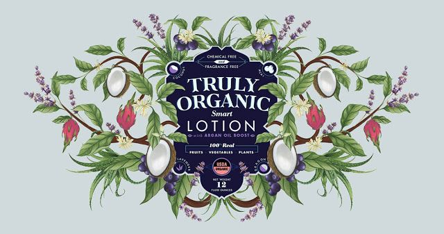 Blend Organic on Packaging of the World - Creative Package Design Gallery