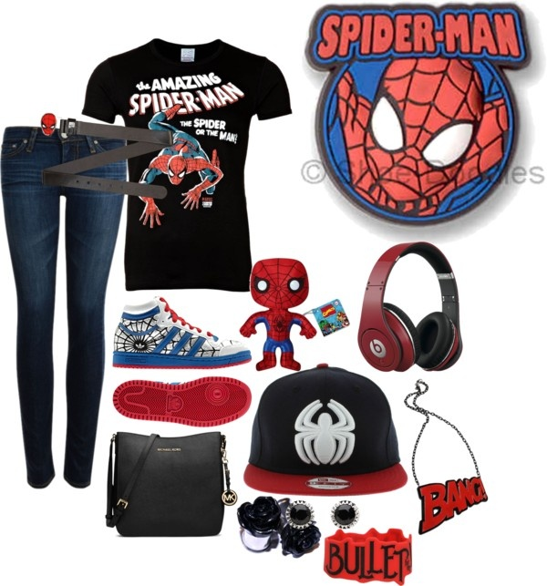 spiderman swag